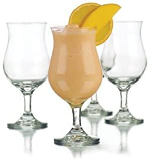 Libbey 13-Ounce Poco Grande Glass, Clear, 4-Piece