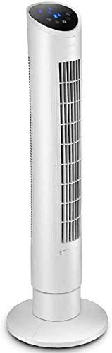 Thuis Bladloze Fan Touch Screen thuis afstandsbediening verticale kolom Type, elektrische ventilator, Tower Fan, Building Fan huishoudens energiebesparende koelventilator XIUYU