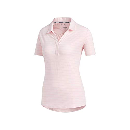 adidas Club Polo Shirt, Rosa (Rosa Dp5810), Large (Tamaño del Fabricante:L) para Mujer