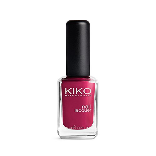 Kiko Make Up Milano Nail lacquer Nagellack Nr. 363 Cherry Red Inhalt: 11ml Nail Polish Nagellack.
