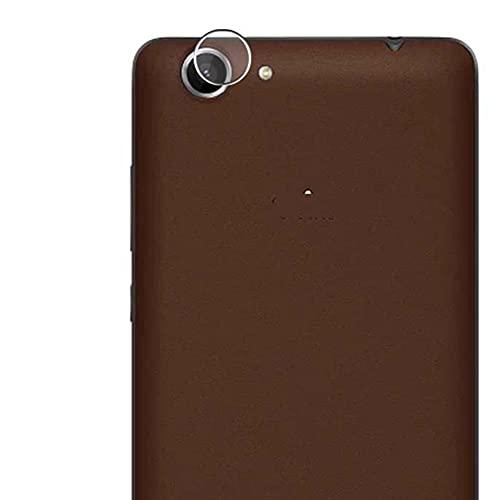Vaxson 2 Stück Kamera Schutzfolie, kompatibel mit Wiko Pulp Fab 4G 2015, Kameraobjektiv TPU Folie [nicht Panzerglas Bildschirmschutzfolie/Hülle Hülle ]