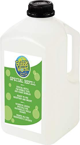 Dulcop 103.468500 - Nachfuellflasche für Riesenseifenblasen, Kanister Flüssigkeit