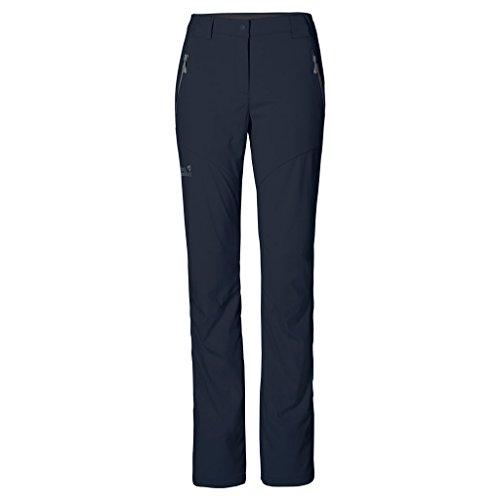 Jack Wolfskin Women's Activate Light Pants, Night Blue, Size 38 (US 29)