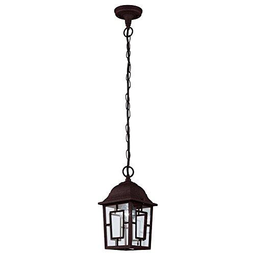 KOLEA - Suspension d'extérieur Marron antique | Luminaire d'extérieur Eglo designé par Eglo