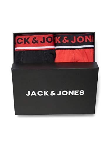 Jack & Jones – Caja de regalo para hombre, 2 unidades