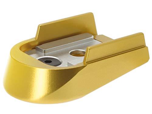 for Sig P365 Magazine Base Plate Gold NDZ - Plain
