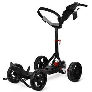 Sun Mountain 2020 RC1 Remote Lithium Golf Push Cart - Black/Red