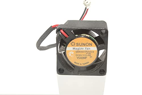 Zyvpee Ventilador Maglev de 2 cm GM0501PDV3-8 de 5 V, 0,4 W, 2 cables
