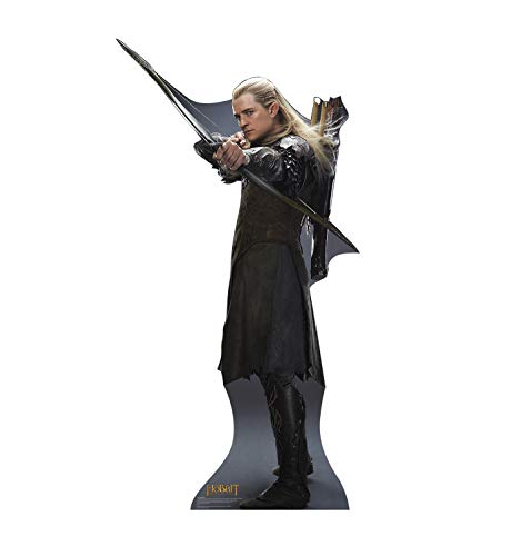 Advanced Graphics Legolas Life Size Cardboard Cutout Standup - The Hobbit: The Desolation of Smaug...