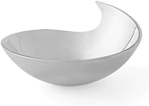 The Lagoon 9inch Serving Bowl Crafted Free Shipping Popular product Cheap Bargain Gift by - Nambe r