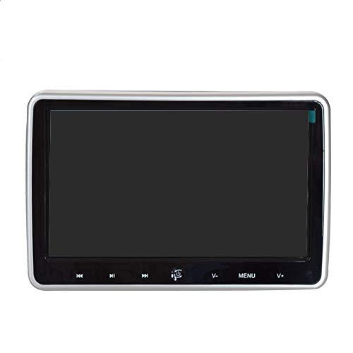 SADA72 Auto-dvd-speler, 10,1-inch infrarood LCD-scherm, autospelen, HD-digitale dvd-speler, hoofdsteun, instelbare automonitoren, ingebouwde functies DVD/AV/USB