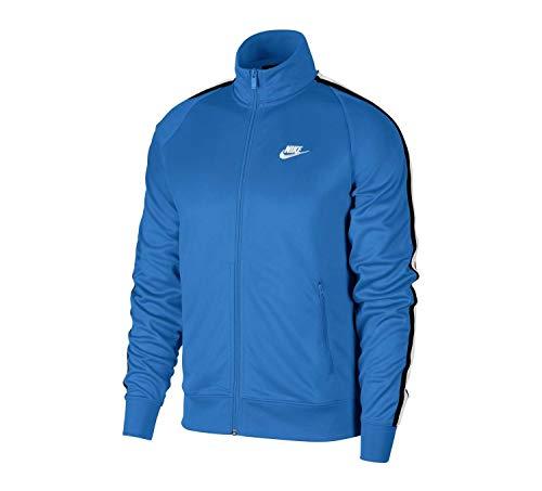 Nike Herren Sportswear N98 Jacke Blau XS