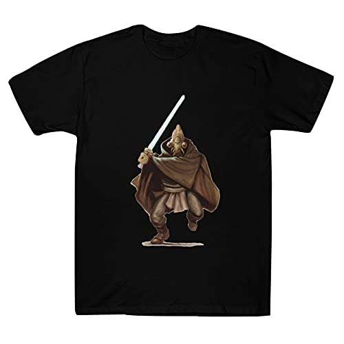 Star Wars Cotton T-Shirt Soft Oversized T-Shirt for Men and Women Suitable for Spring, Summer and Autumn