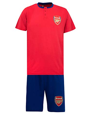 Premier League Herren Arsenal FC Schlafanzuge Blau Size Large…