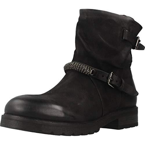 Mjus Stiefelette   Boot - Schwarz   Nero, Farbe:Schwarz;Größe:38