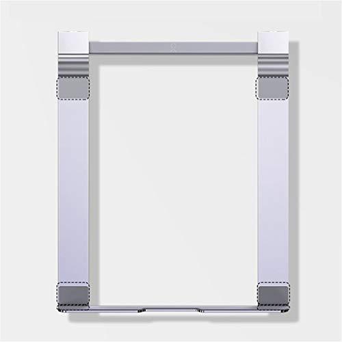 Yousiju Soporte de aleación de aluminio para portátil, portátil, soporte de refrigeración para tableta, accesorios elevadores (color : B, tamaño: grande)