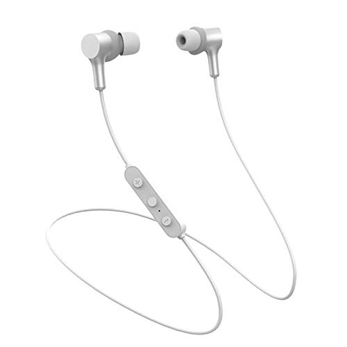 HAVIT Bluetooth Headphones 5.0, IPX5 Sweatproof Stereo Sound, Magnetic Wireless Headphones, Wireless in-Ear Sports Earbuds for Running, Cycling, Gym (i37,...