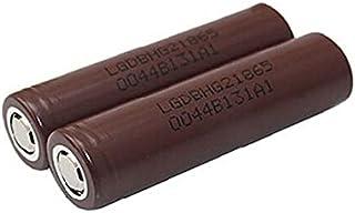 2PCS Original LG INR18650HG2 3000mAh Battery 3.6V 20A
