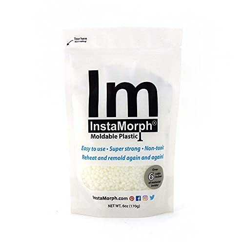InstaMorph – Moldable Plastic – 6oz
