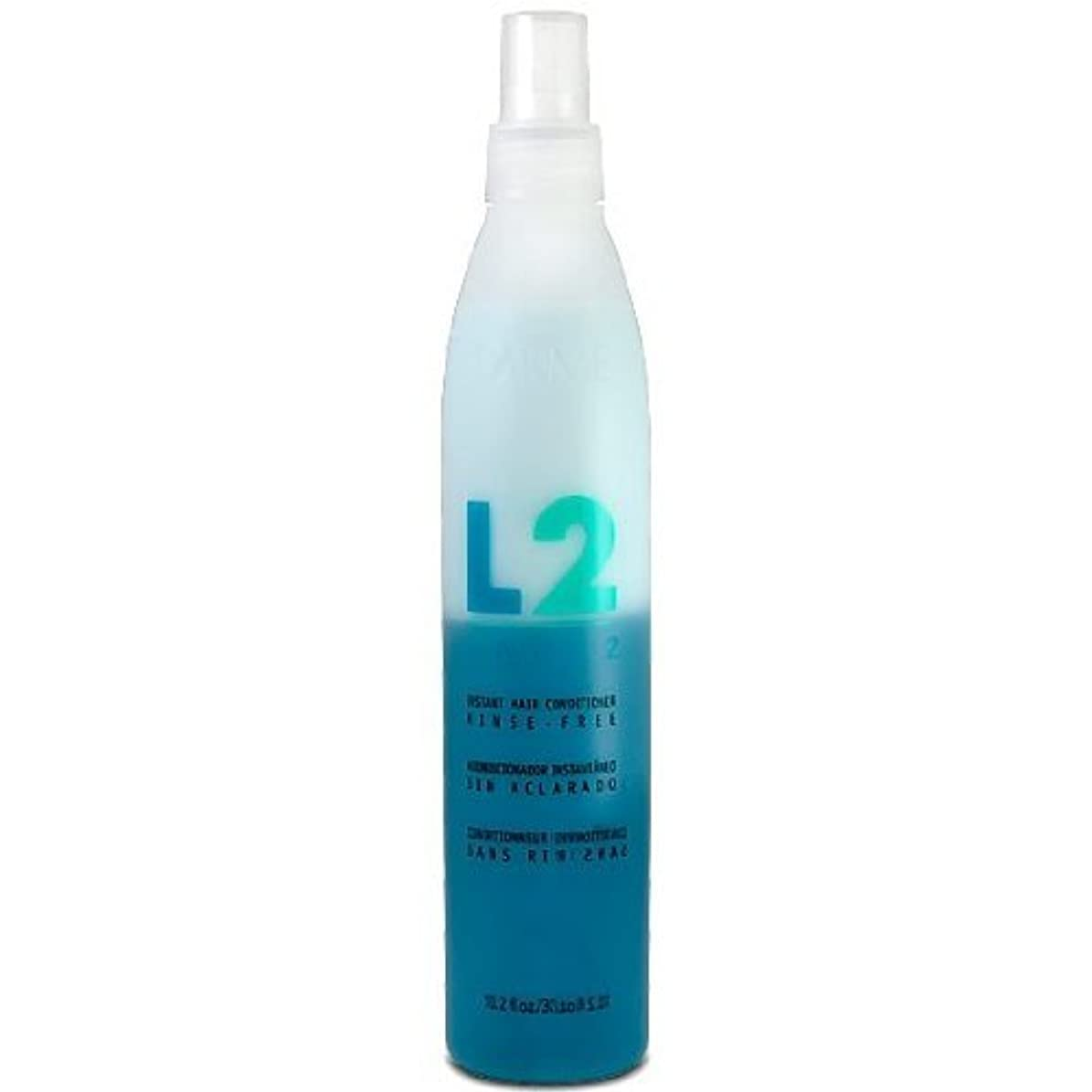 光行方不明合計Lakme Lak 2 Instant Hair Conditioner 10.2 Oz [並行輸入品]