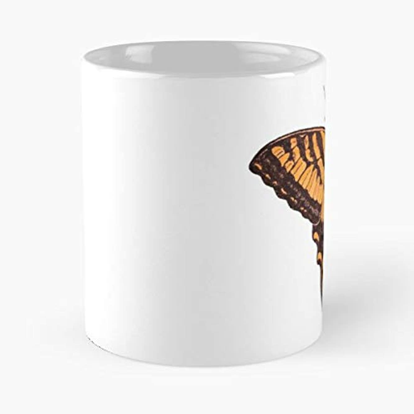 Western Tiger Swallowtail Butterfly - Funny Gifts For Men And Women Gift Coffee Mug Tea Cup White 11 Oz The Best Gift Holidays.