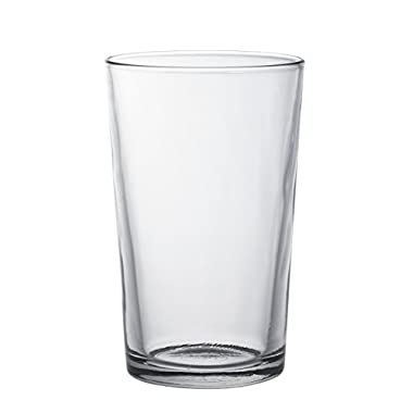 Duralex Made In France Unie Glass Tumbler (Set of 6) 11.5 oz, Clear