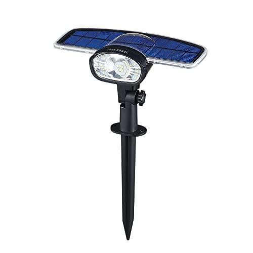 SainSonic Solar Powered Landscape Spotlight Only $7.99 (Retail $19.99)