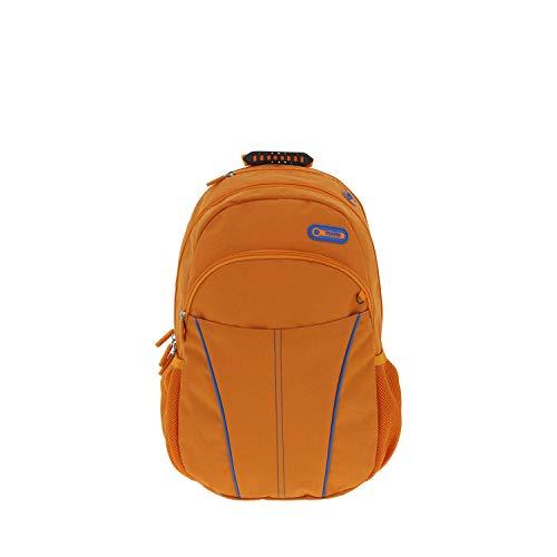 Totto Cambridge Laptop Backpack (Orange)