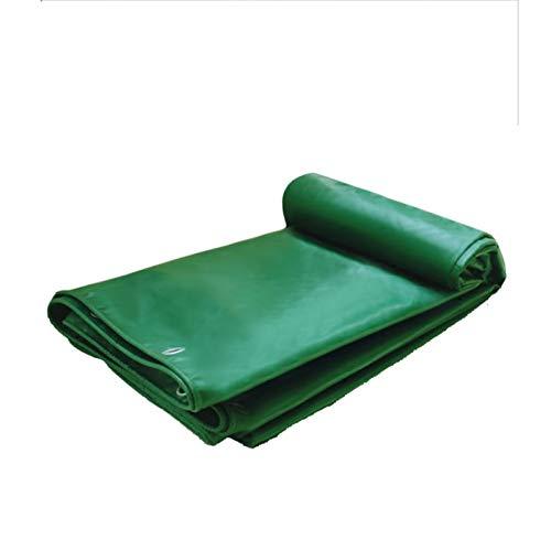 AWSAD Lona Alquitranada Persiana Enrollable Agrícola Protector Solar a Prueba de Lluvia Paño de Fábrica de Cerdos Lona Industrial Cubrir Paño Impermeable,Varios Tamaños