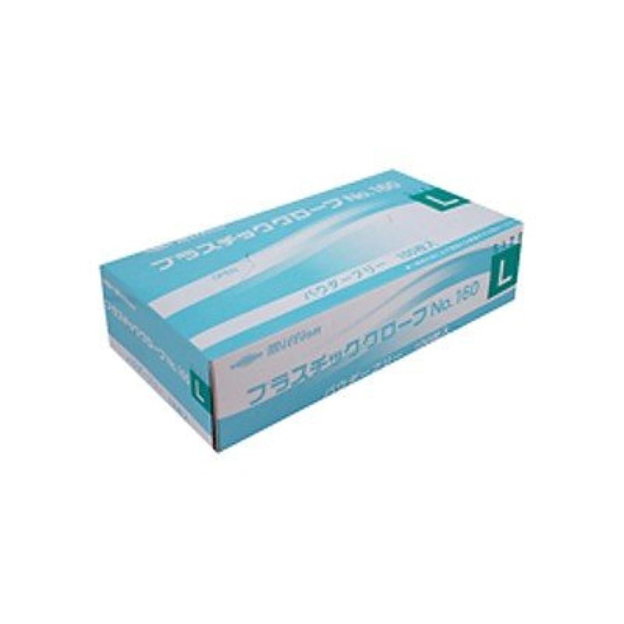 故意にベジタリアンブロックするミリオン プラスチック手袋 粉無 No.160 L 品番:LH-160-L 注文番号:62741590 メーカー:共和