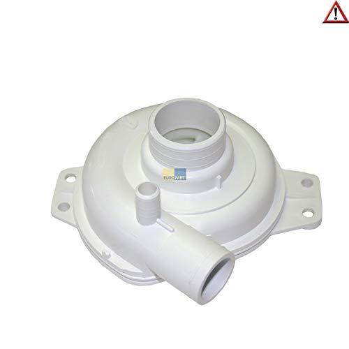 LUTH Premium Profi Parts Als alternatief pompkop voor circulatiepomp vaatwasser vaatwasser voor SMEG 690070533