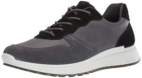 ECCO Herren ST.1 M Sneaker, Grau (Magnet/Dark Shadow 51509), 37/37.5 EU