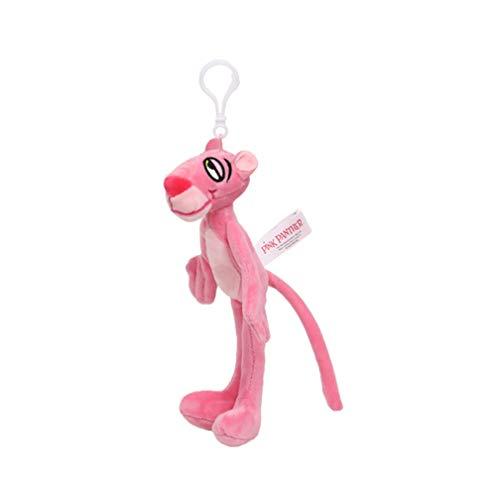 Pink Panther sleutelhanger sleutelhanger hanger Cartoon knuffel Doll