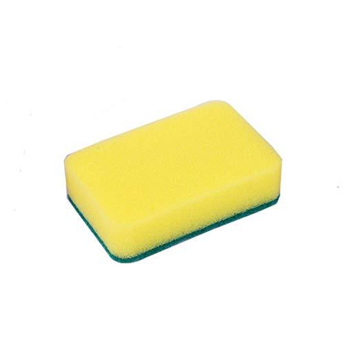 Soap Dispenser for Kitchen & Sponge Holder 2-in-1 - Premium Quality Dish Soap Dispenser - Counter Top Sink Dispenser - Instant Refill - Durable & Rustproof (Multicolor)