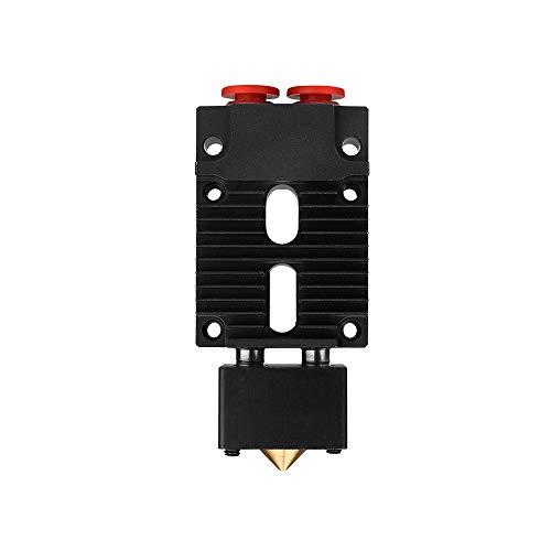 Sovol SV02 Upgrade Dual Extruder Mix Impresión a color 1,75 mm final caliente para impresora 3D SV02