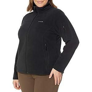 Columbia Women's Plus Size Fast Trek Ii Full Zip Fleece Jacket