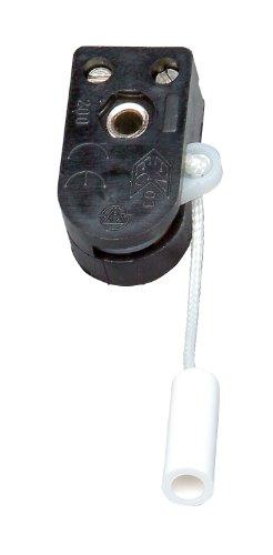 Preisvergleich Produktbild Kopp 191700084 Einbau-Zugschalter,  1-polig,  250 V,  2 A
