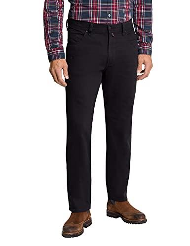 Pioneer Jeans Peter Pantalones, Negro (Schwarz 11), 62 para Hombre