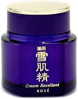 Kose Medicated Sekkisei Cream Excellent 50g