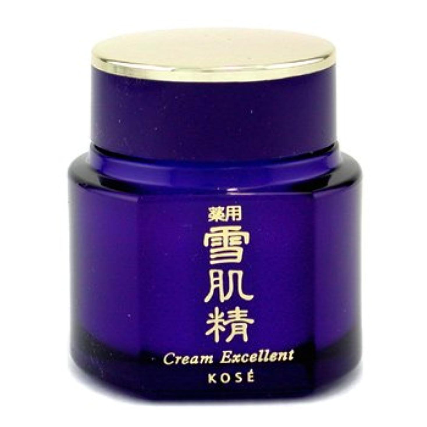 とげ葉巻マトンコーセー 薬用 雪肌精クリーム EX 50g