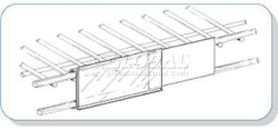 Price 1 year warranty Channel Label Holder For Wire 3