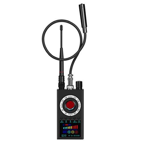 Señal de alarma del detector de señal de la señal inalámbrica K19 Rastreador anti espía del detector de dispositivo de escucha de radio Buscador de escáner electrónico Instrumento de medición