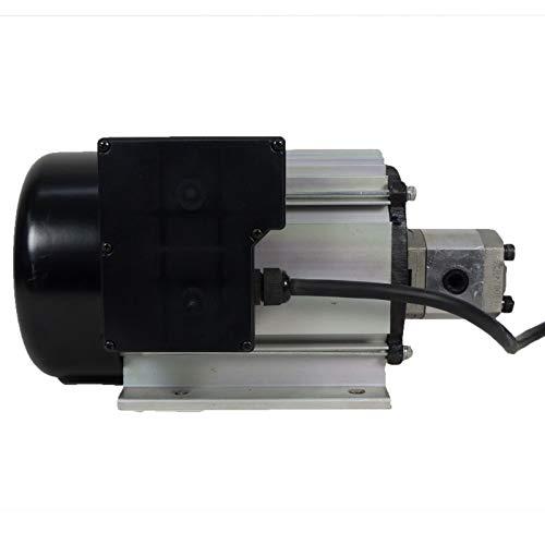 Hydraulikaggregat LSA3000-230V Elektromotor mit Hydraulikpumpe 200 bar für Holzspalter Kipper Pressen