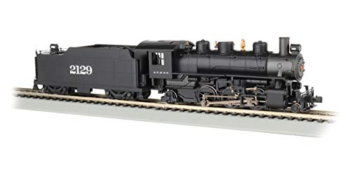 Spur H0 - Dampflok 2-6-2 Santa Fe mit Rauchfunktion