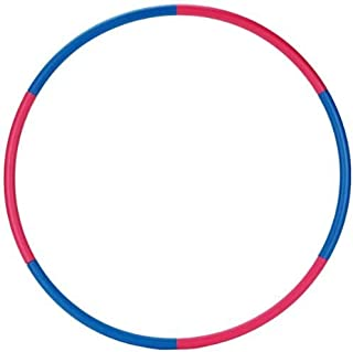 ピンク フラフープ ダイエット 8组 大人用 子供用 ウエスト くびれ 有酸素運動 直径95cm サイズ調整可