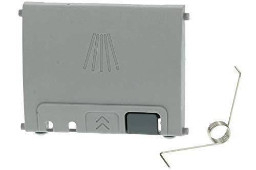 Coperchio con molla distributore lavastoviglie 611576 Bosch Siemens