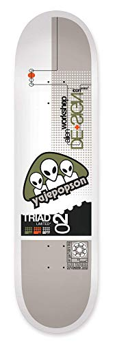 Alien Workshop Tavola PRO Yaje Popson Triad Icon 8.175
