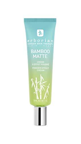 ERBORIAN Le Gel de Jour Hydratant Bamboo Matte, 30 ml
