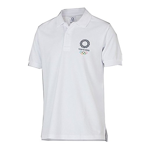 東京2020オリンピック エンブレム ポロシャツ ベーシック 01 (S)