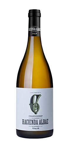 Hacienda Albae Chardonnay. DO Mancha. Sobre lías. Vino blanco 75 cl.